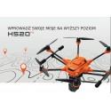 Dron Yuneec H520 RTK do geodezji i mapowania