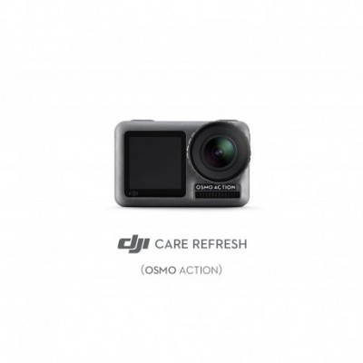 DJI Care Refresh Osmo Action - kod eletroniczny