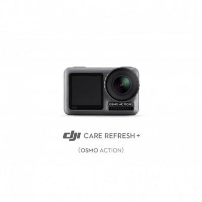 DJI Care Refresh+ Osmo Action - kod elektroniczny