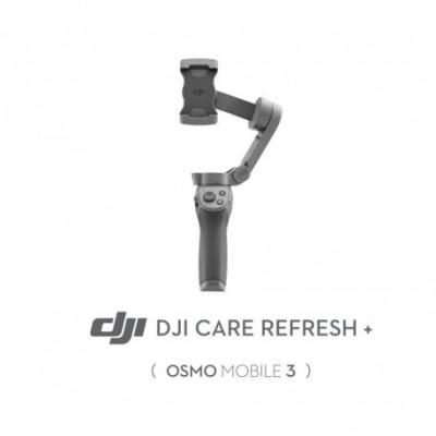 DJI Care Refresh+ Osmo Mobile 3 - kod elektroniczny