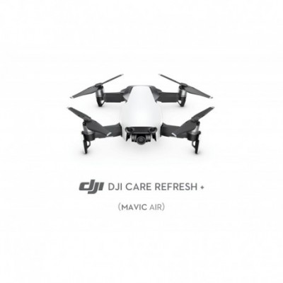DJI Care Refresh+ Mavic Air - kod elektroniczny