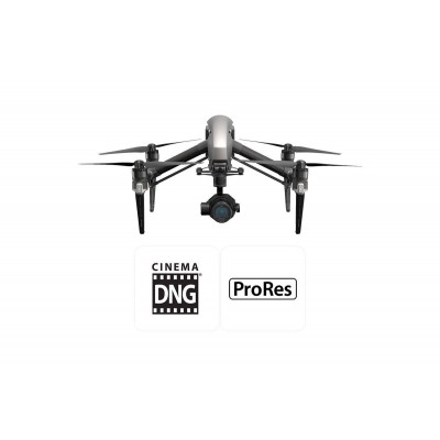 DJI Inspire 2 X7 Advanced Kit (licencje + cendence)
