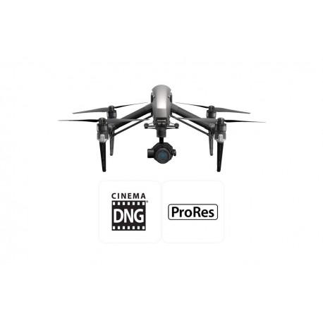 DJI Inspire 2 X7 Advanced Kit (licencje + cendence)