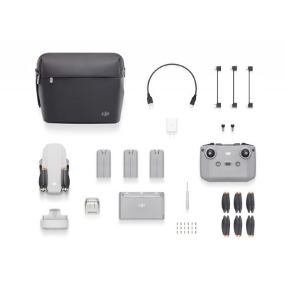 Dron DJI Mavic Mini 2 Fly More Combo  (DJI Mini 2 Fly More Combo)