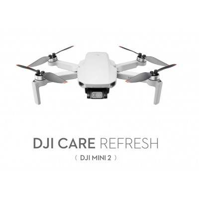 DJI Care Refresh DJI Mini 2 (Mavic Mini 2) na dwa lata - kod elektroniczny