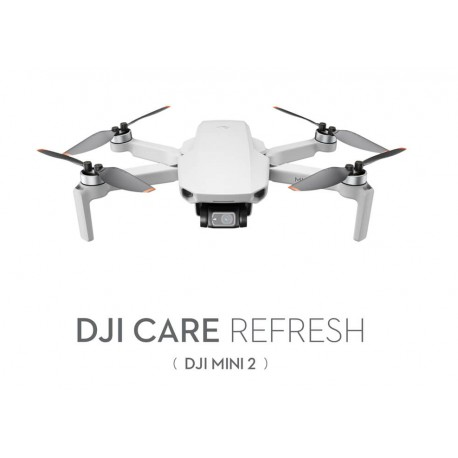 DJI Care Refresh DJI Mini 2 (Mavic Mini 2) na dwa lata - kod elektroniczny