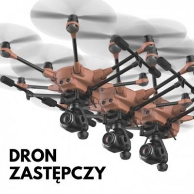 DRON ZASTĘPCZY H520+CGOET - ROCZNY ABONAMENT