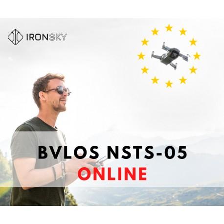 Szkolenie UAVO VLOS - uprawnienia na drona w zasięgu wzroku