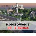 MODELE 3D Z DRONA