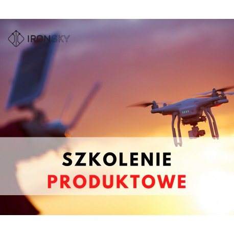 SZKOLENIE PRODUKTOWE 1H Z OBSŁUGI TWOJEGO DRONA