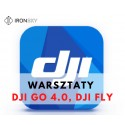 DJI GO 4.0, DJI FLY Warsztaty z obsługi Aplikacji
