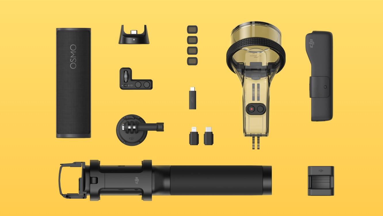 Akcesoria do kamery Osmo Pocket
