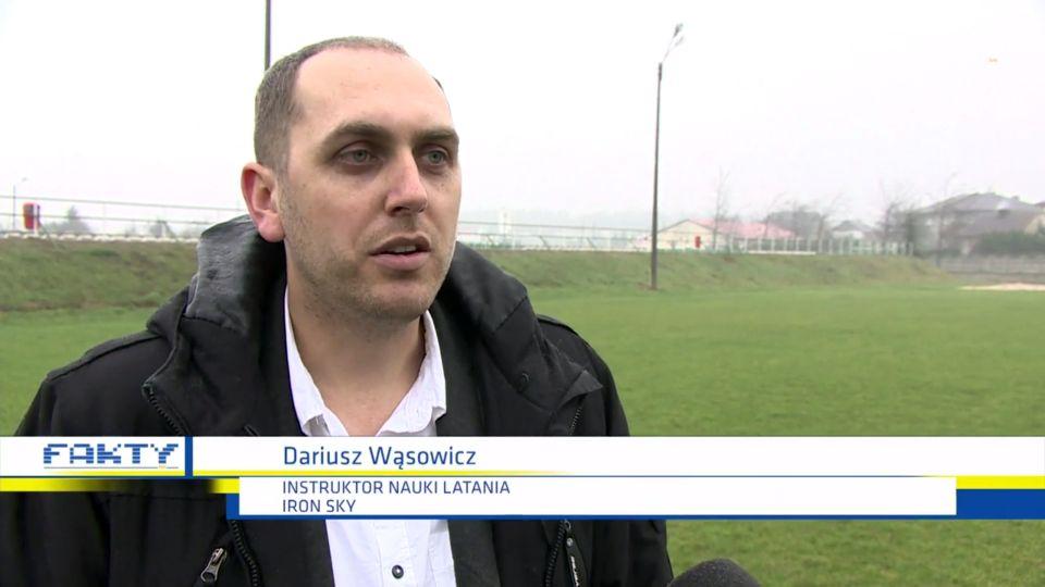 Dariusz Wąsowicz FAKTY wywiad