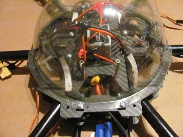 Budowa i rozbudowa dronów na zamówienie