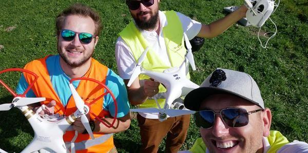 Szkolenie na operatora drona kurs UAVO licencja na drona kurs na drona Warszawa dron licencja na drony IRON SKY Poznań