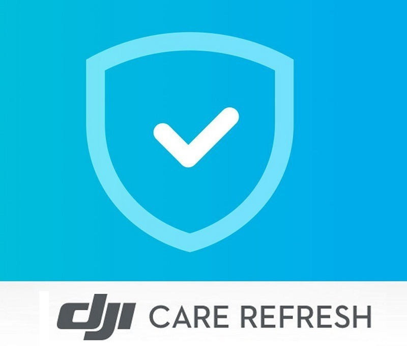 logo Dji Care Refresh do kupienia w sklepie z dronami IRONSKY.pl
