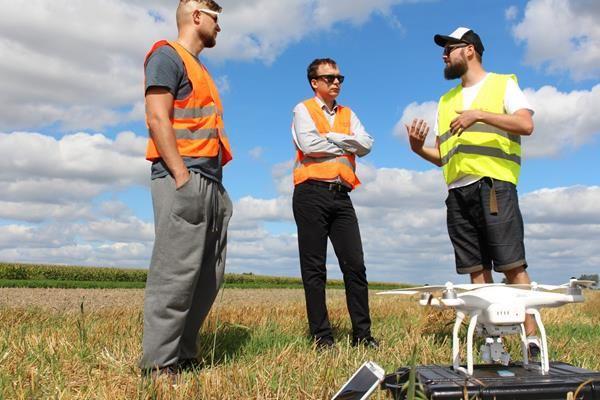 Najczęściej zadawane pytania o szkolenie na drony