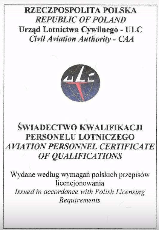#uavo_swiadectwo_kwalifikacji drony ironsky.pl