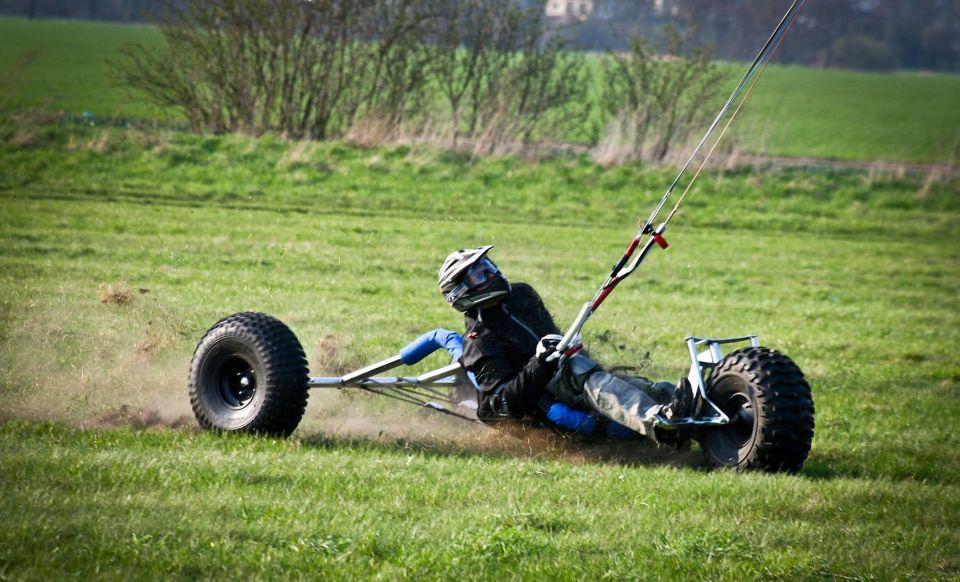 Landkiting z wózkiem Buggy Leszno