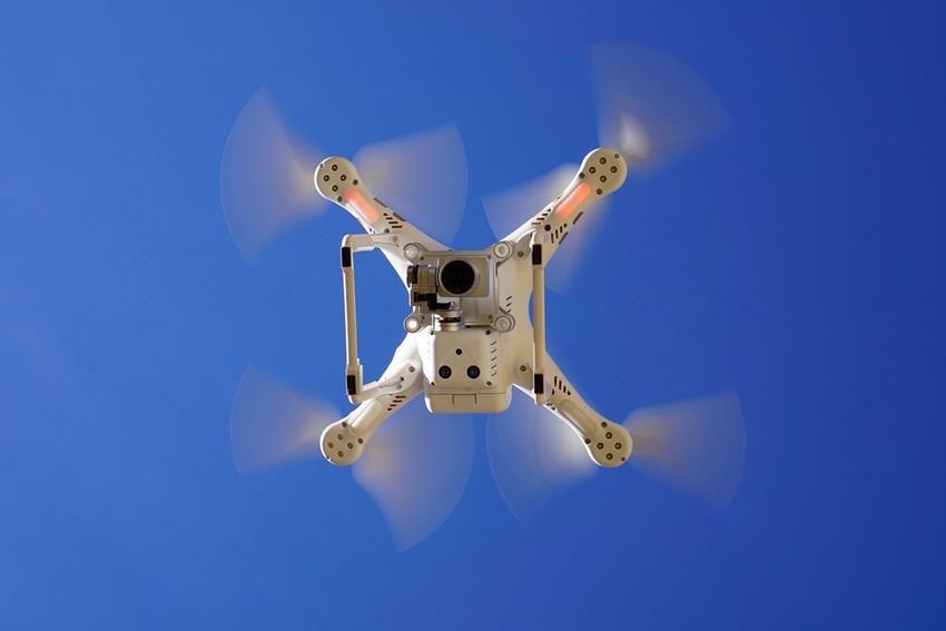 Wynejem dronów DJI IRON SKY.pl