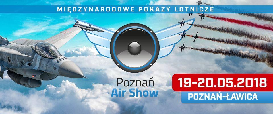 DRONY IRON SKY oficjalnym partnerem pokazów lotniczych AIR SHOW POZNAŃ