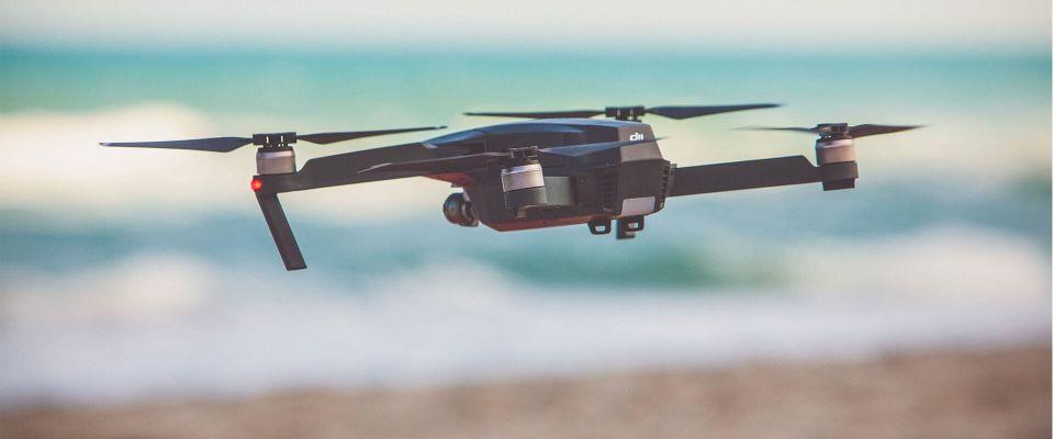Idzie lato, kup drona! Mavic Pro kub go , jest piekny