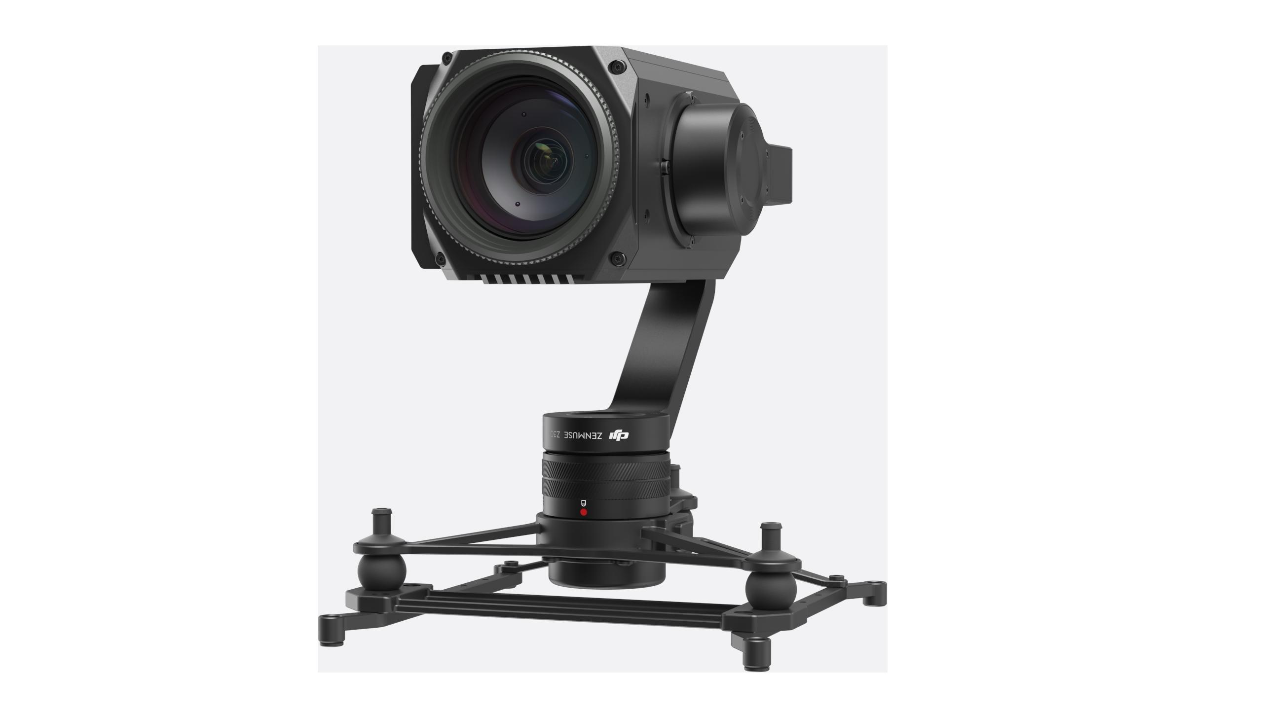 Gimbal z kamerą od góry dron DJI MATRICE 210 w sklepie iron sky tel 663 944 151