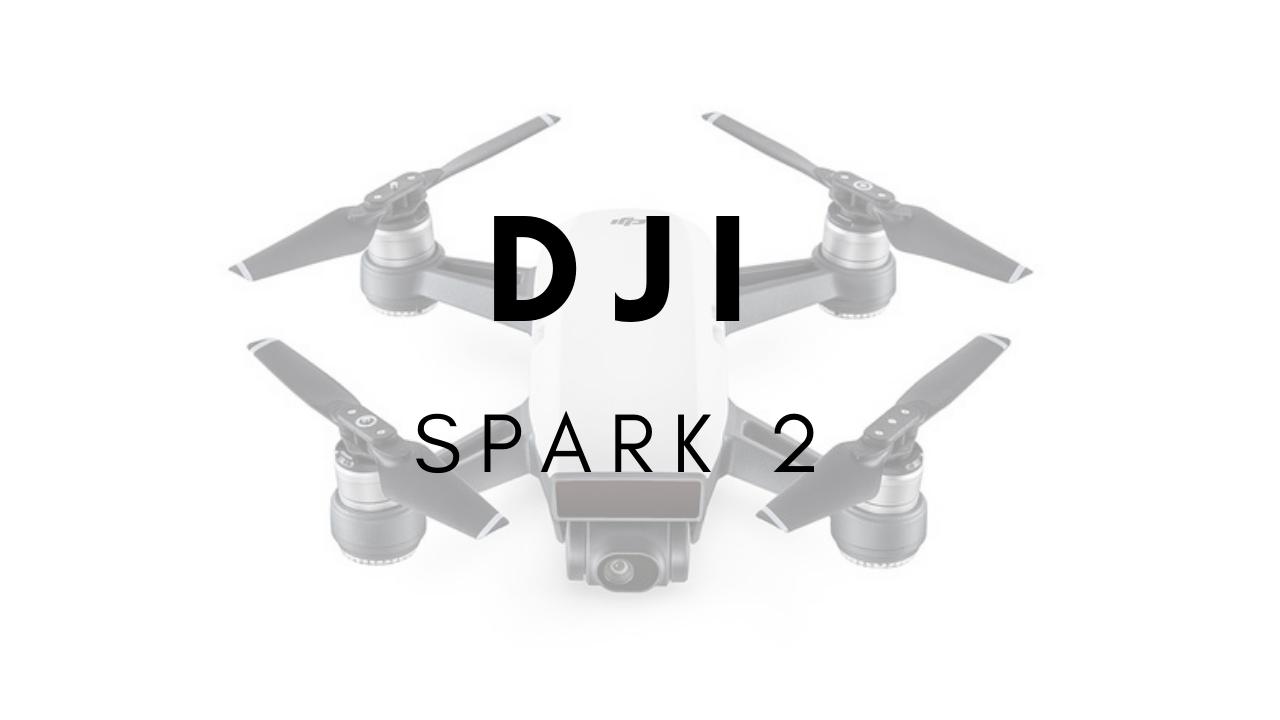Najnowszy dron DJI Spark 2