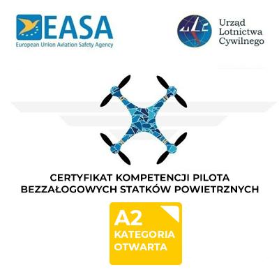 certyfikat a2 egzamin online na drona pilot drona ironsky