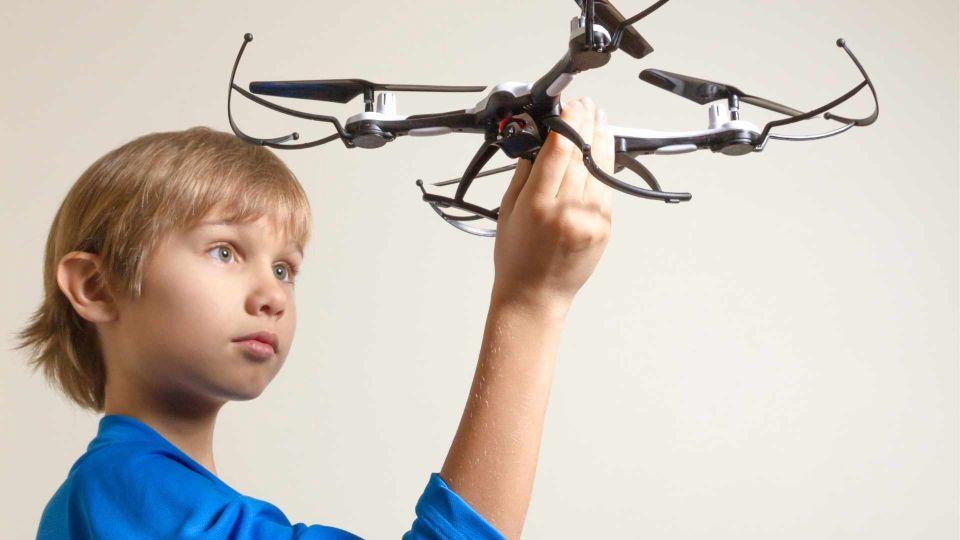 Czy mój dron to zabawka ironsky