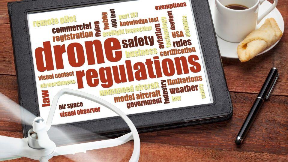 Nowe przepisy dronowe 2021 prawo dla dronów kompendium wiedzy