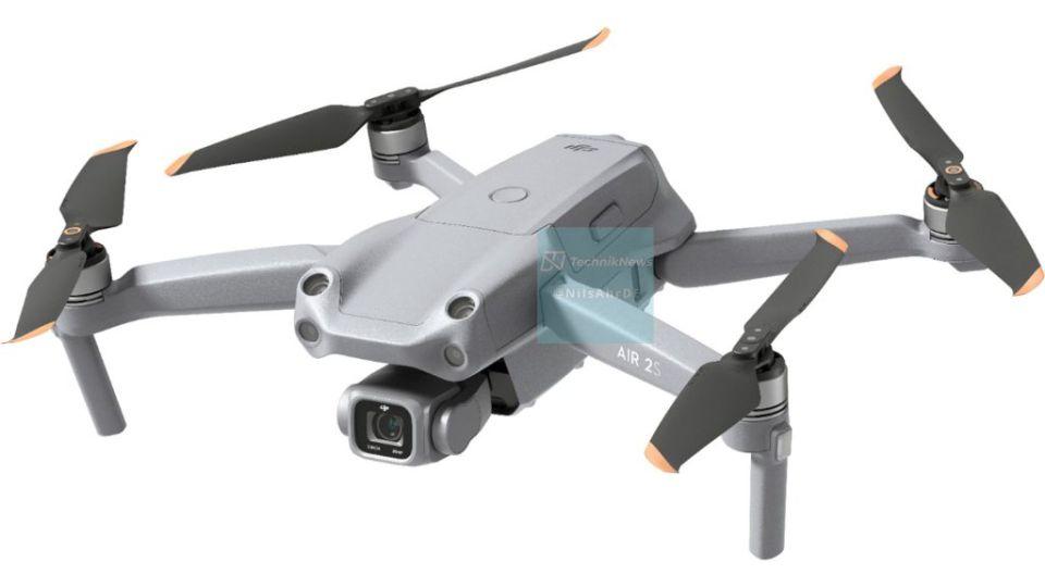 dron mavic air 2s fmc combo ironsky premiera przedsprzeda