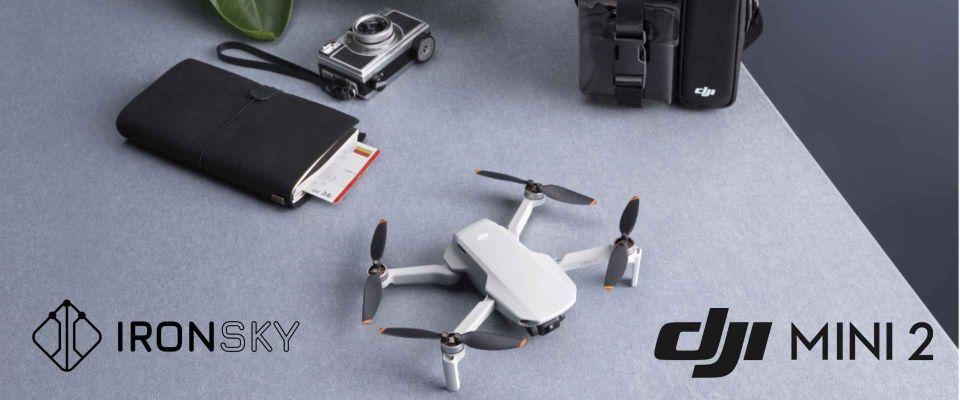 ironsky DJI-Mini-2-dron-do-250g-bez-uprawnień-licencji-vlos-ironsky