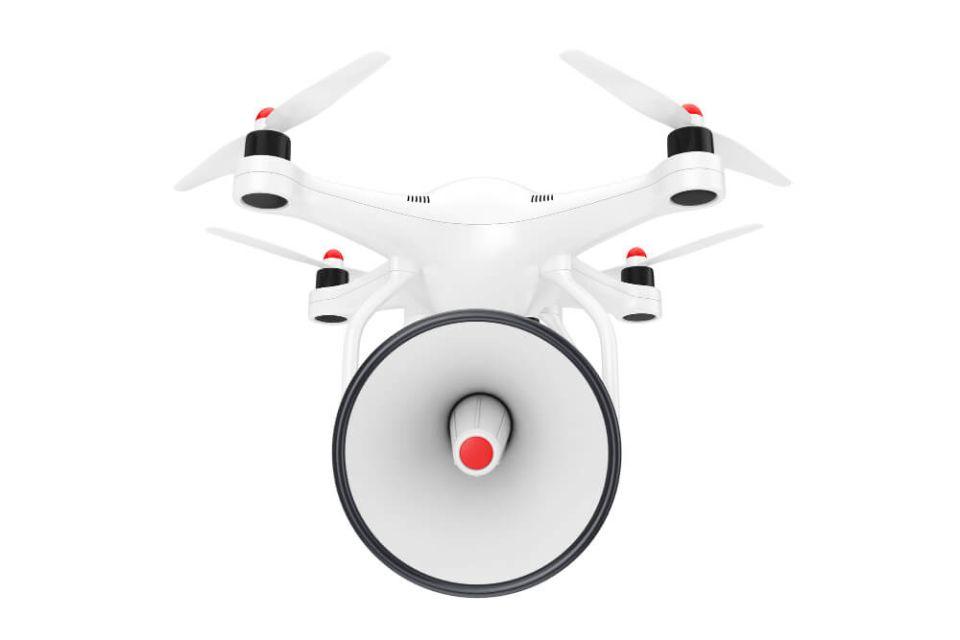 Drony do monitoringu i inspekcji